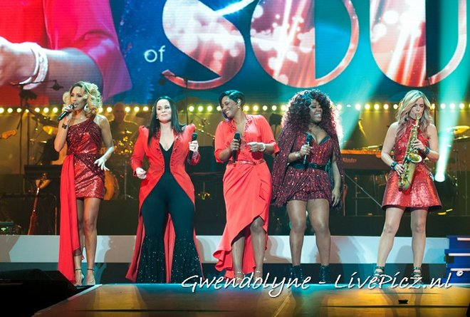 Ladies of Soul beleeft spetterende vierde editie: Foto's
