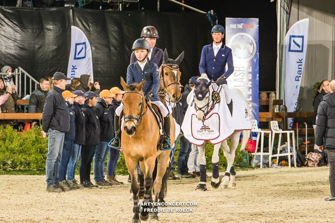 m Jumping Antwerpen 22 april 2017    Freddie de Roeck   -7281