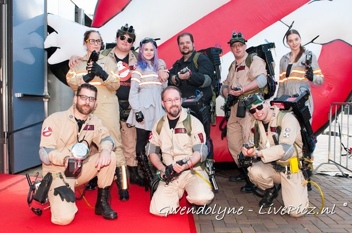 m Premiere Ghostbusters Pathe Arena Amsterdam 12072016 Gwendolyne-8624