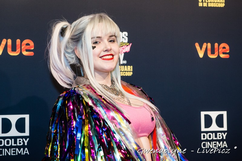 Premiere Birds of Prey