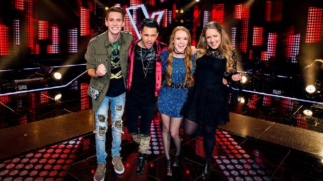 Spannende finale The Voice of Holland 2017