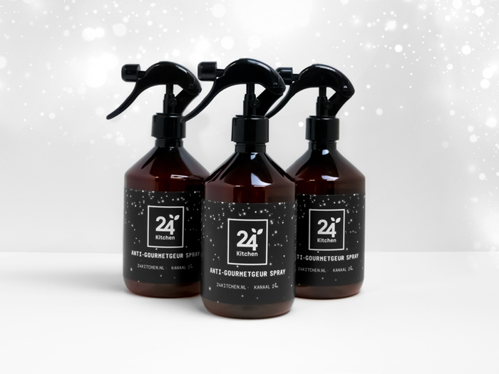 m 24Kitchen spray